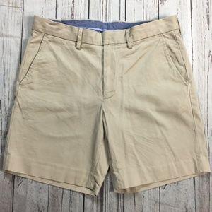 J. Crew Khaki Shorts Size: 31